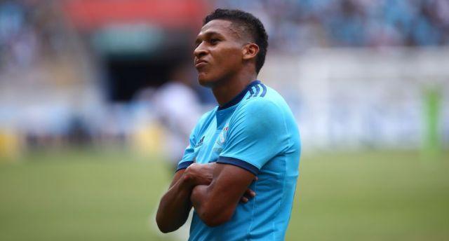 Pacheco entró a la órbita de Fluminense de Brasil (GEC)