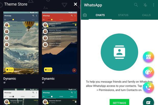 De esta manera podrás obtener YOWhatsApp, una alternativa de la app original que trae diversas funciones. (Foto: MAG)