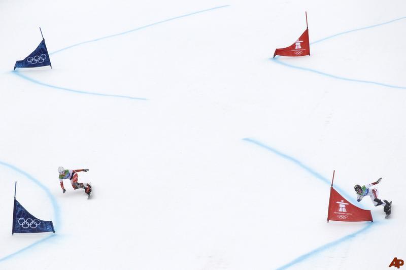 El Snowboard cuenta con cinco especialidades olímpicas en categorías masculina y femenina.