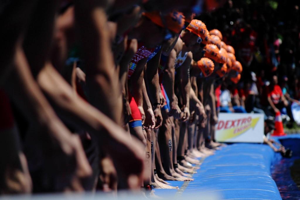 el triatlón es competición pero sobre todo es un deporte para disfrutar.