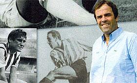 Paco Grande dirige un programa que revive los momentos míticos del deporte del pasado.