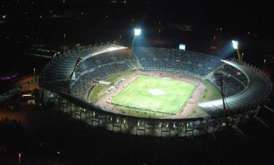 El Estadio Mario Alberto Kempes es uno de los más modernos del país.