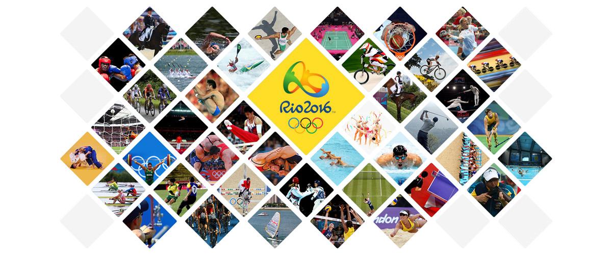 En Río 2016 se competirá en 28 disciplinas olímpicas.