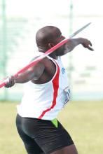 Guillermo Martínez_Atletismo cubano_Foto: Monica Ramírez