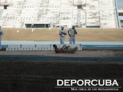 Momentos de la Tercera Jornada de la Copa Cuba