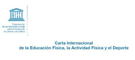 Unesco - carta deporte