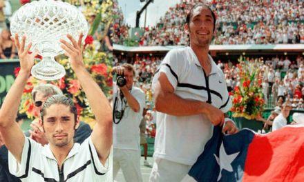 """#HuboUnaVez Marcelo Ríos, número 1 del tenis mundial: La trayectoria del """"Chino"""" en un nuevo aniversario de su hazaña"""