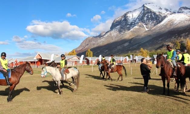 Una nueva versión del Enduro Ecuestre se llevó a cabo en Torres del Paine