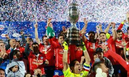 No hay mal que dure 100 años ¡Chile es campeón de América!