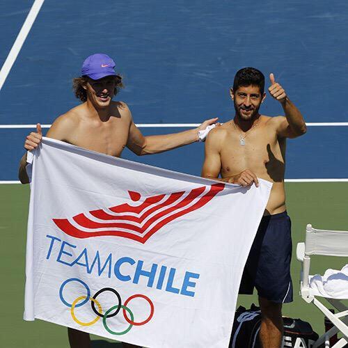 Panamericanos Toronto 2015: Chile supera cosecha anterior tras oro de Podlipnik y Jarry en tenis