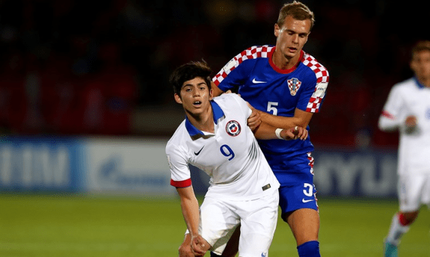 Selección chilena Sub 17 arrancó con un empate su participación mundialera
