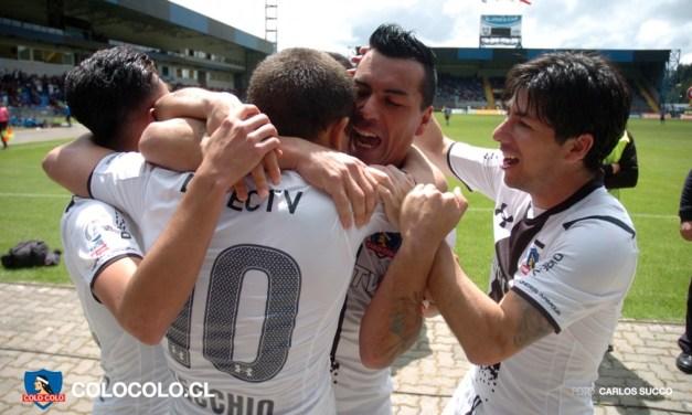 Resumen 10° fecha Apertura 2015-2016: Colo Colo se adueña del liderato absoluto, acechado por dos universidades