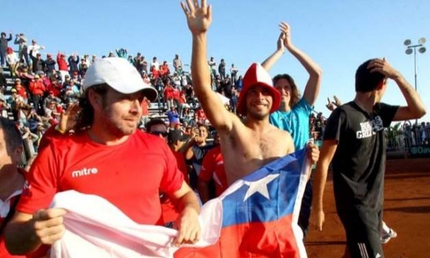 Copa Davis: Chile buscará la élite tras vencer a un amurrado Colombia