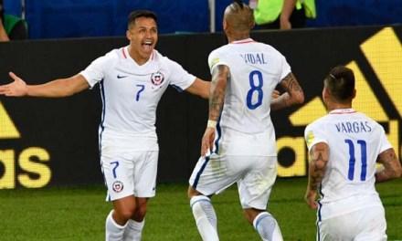 #ViajeEnElTiempo | Chile consiguió su primera victoria oficial en Europa en su debut en Copa Confederaciones