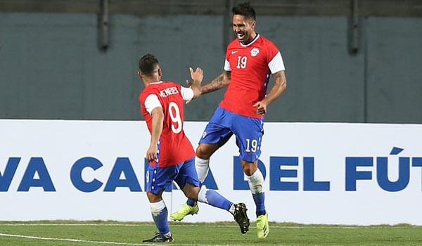 La era de Martín Lasarte en #LaRoja partió con una ajustada victoria ante Bolivia