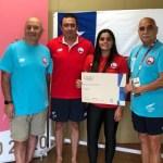 #Tokio2020: Macarena Pérez obtuvo diploma en su debut olímpico