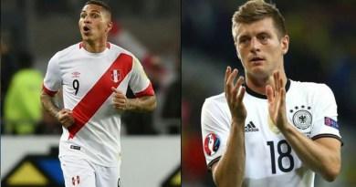 Alemania Confirma Amistoso Con Perú Para Setiembre