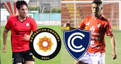 Cienciano enfrentará a Deportivo Coopsol en Cañete