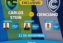 EN VIVO: CIENCIANO VS CARLOS STEIN PARTIDO EN VIVO AQUI FECHA 5 FACE 2 COPA MOVISTAR