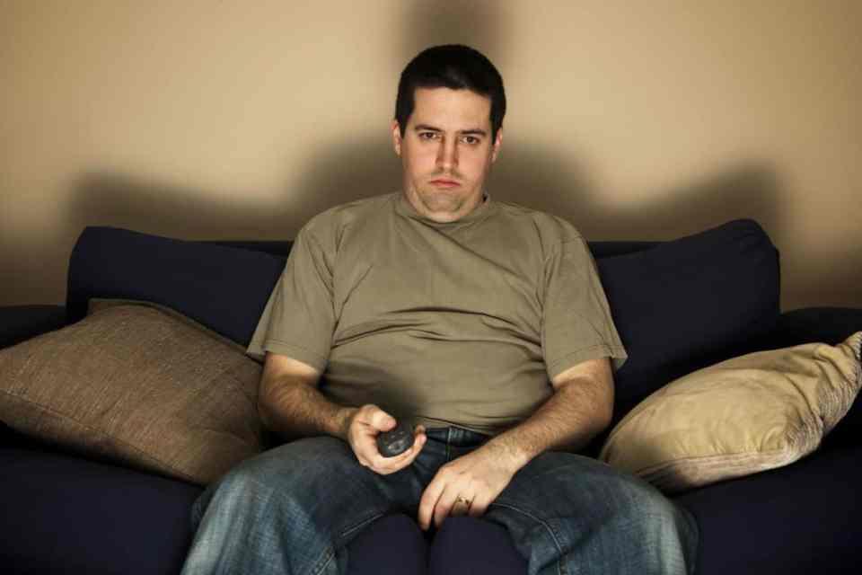 problemas de columna por el sedentarismo
