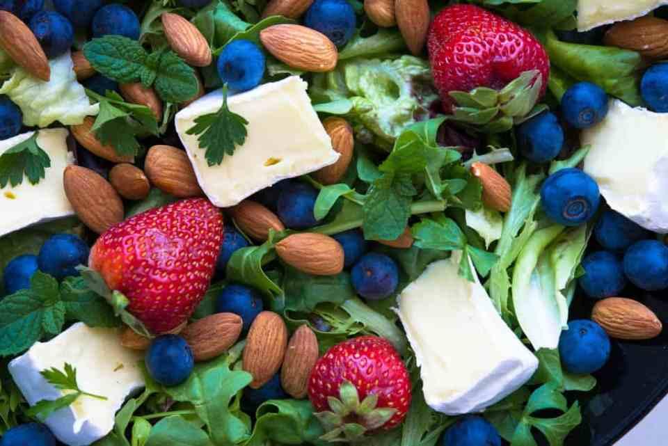 alimentos que ayudan a aumentar la resistencia física