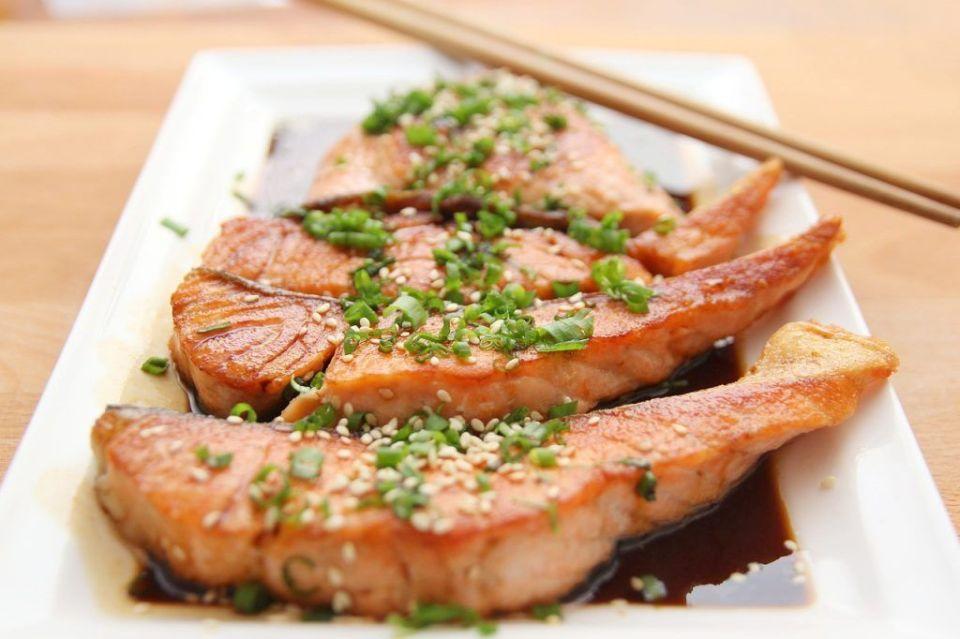 Salmón y omega 3