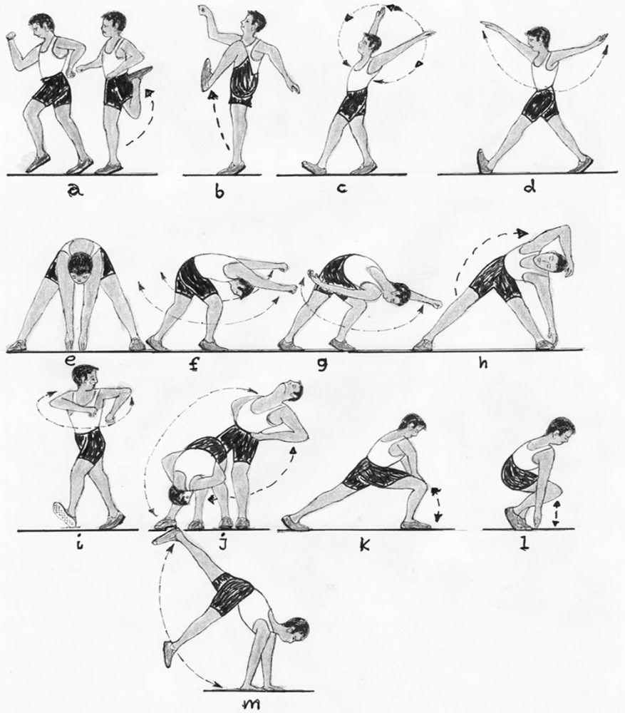 ejercicios de movilidad artícular
