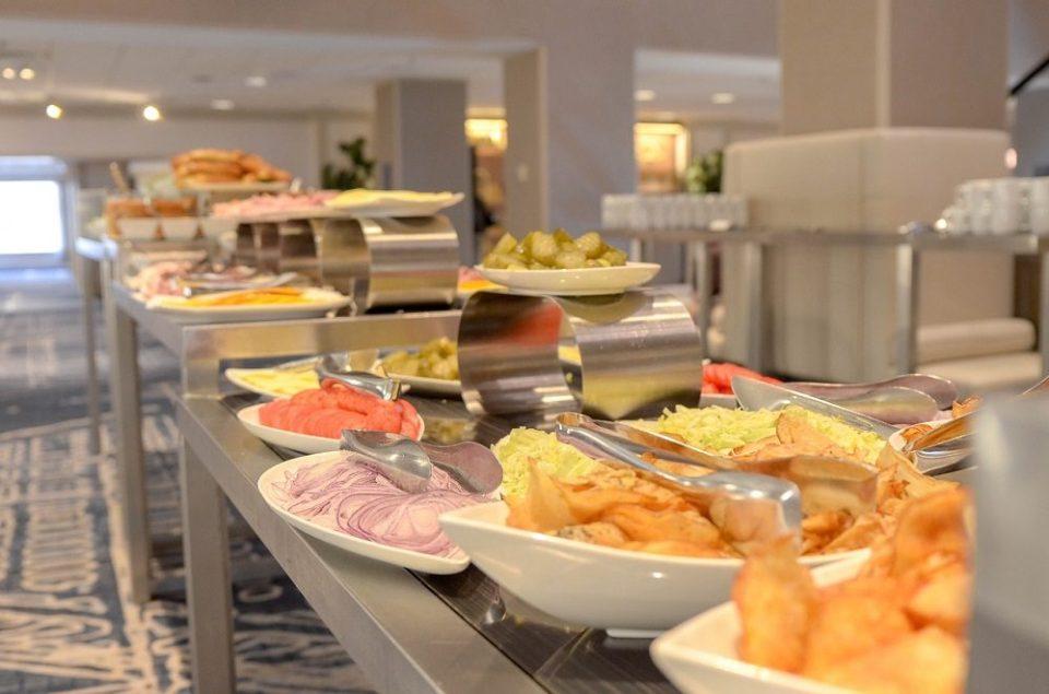 Comer en hoteles