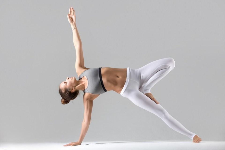 El yoga también sirve para adelgazar
