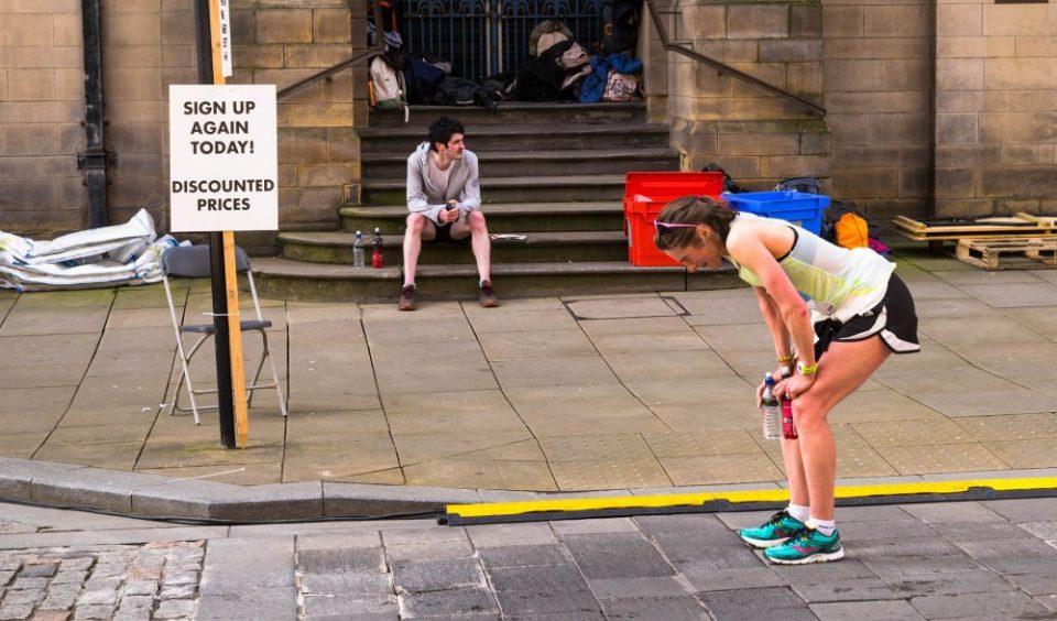 Tu cuerpo después de una maratón