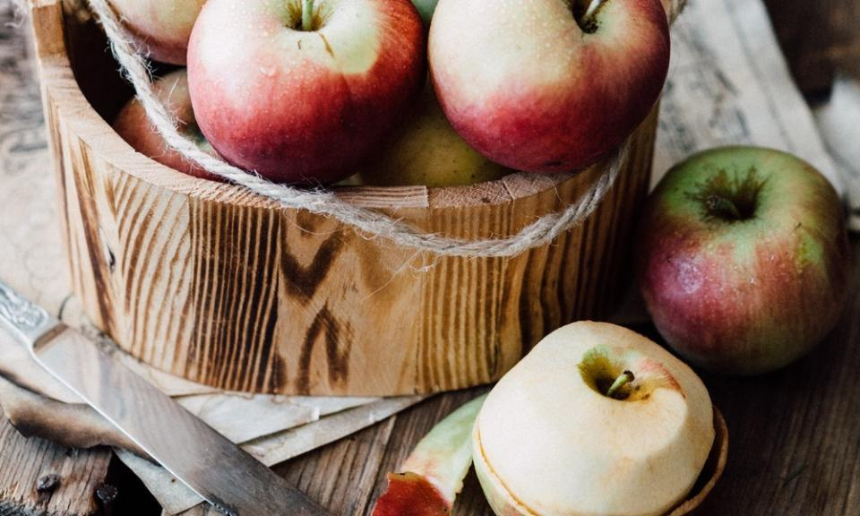 frutas de temporada en España en Otoño