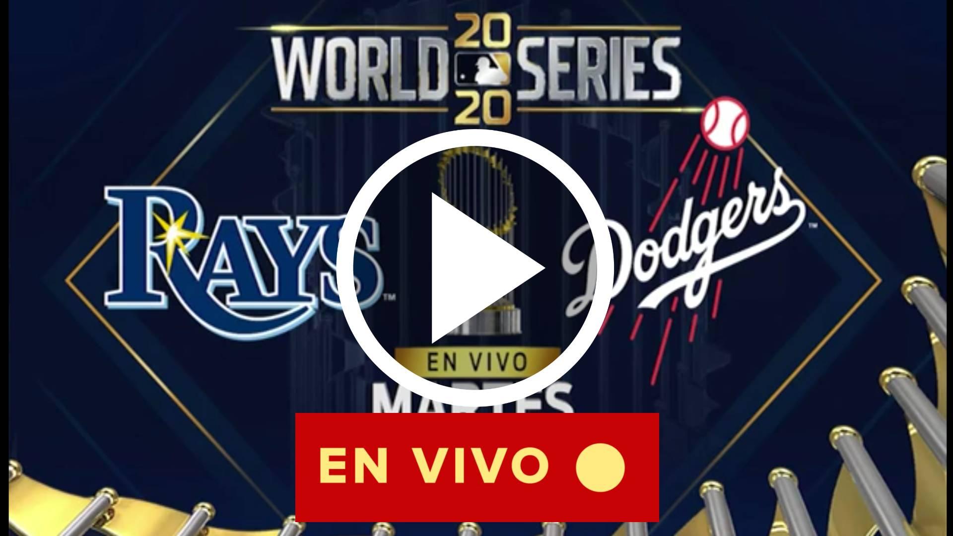Cómo ver a los Tampa Bay Rays vs. Los Angeles Dodgers