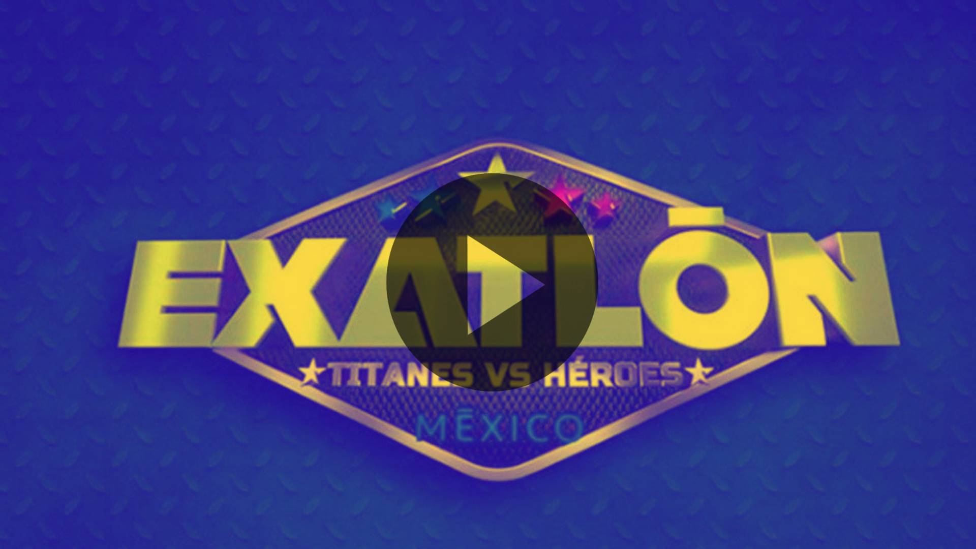 HOY EN VIVO: EXATLON MEXICO 2020: CONTINUA LA COMPETENCIA MAS VISTA DE MEXICO HOY TITANES VS HEROES
