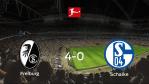 goleada del SC Freiburg al Schalke 04 (4-0)
