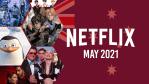 Lo que llegará a Netflix Australia en mayo de 2021