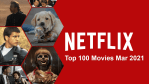 Top 100 Movies Streaming on Netflix