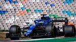 Alonso llega a Barcelona con ganas de 'fiesta'