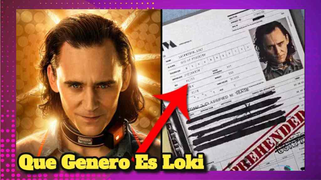 Que Genero Es Loki