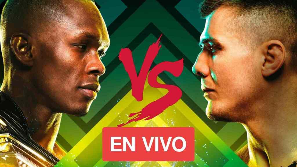 UFC 263 En Vivo Online Aqui Gratis Hoy UFC 263 Israel Adesanya vs. Marvin Vettori
