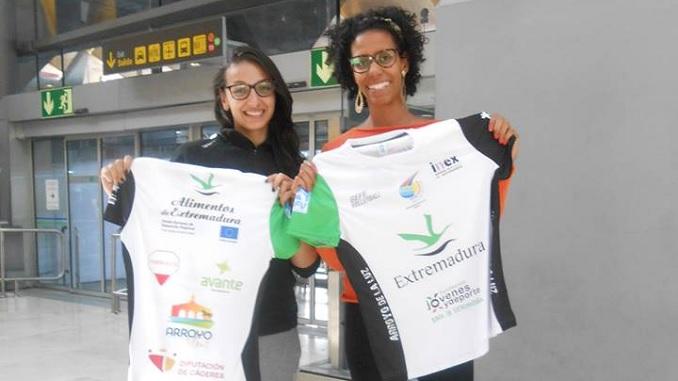 Extremadura Arroyo 30 ficha a las brasileñas Kamila Augusto y Gabriela Silva
