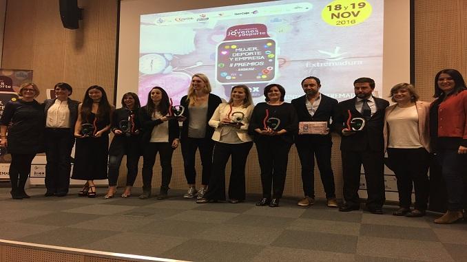 Clausurado el II Congreso Iberico Mujer Deporte y Empresa