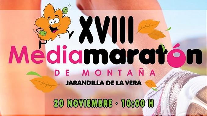 XVIII Media Maratón de Montaña Villa de Jarandilla