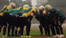 Tensión en el partido Extremadura Gladiators ante Guadalajara Stings
