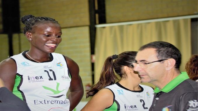 Sokhna Gueye (Extremadura Arroyo) despunta en Superliga