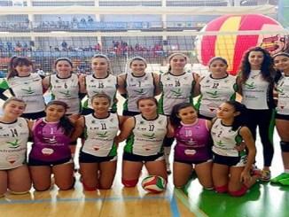Dos subcampeonatos para los equipos extremeños en la Copa de España de Guadalajara