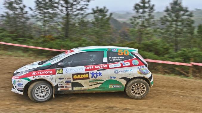 Presentado el Extremadura Rallye Team