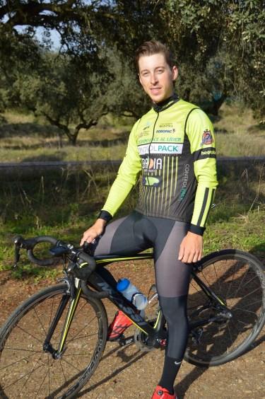 El pacense Manuel Jiménez debutará con la Selección Española de Ciclismo en la VC Comunitat Valenciana