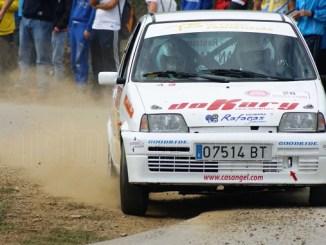 Presentada la Copa de Promoción de Rallyes de Asfalto
