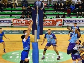 El Electrocash Extremadura cae derrotado ante la Textil Santanderina La Gallofa por 3-1