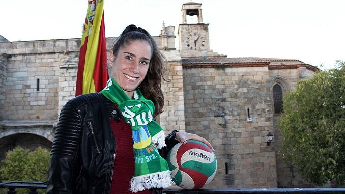 """Beatrix Meléndez-Pál """"Beu"""", jugadora más valiosa de la 18ª jornada de la Superliga Iberdrola"""